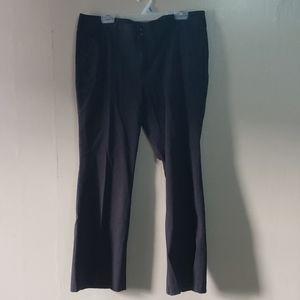 Old Navy Black Ladies Pants Sz 18